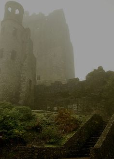 Blarney Castle by Hesweptlime/Flickr