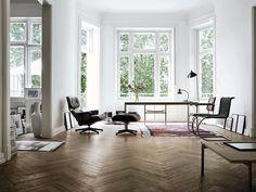 beautiful floors + windows