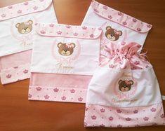 Porta roupas de bebê+saco de roupas suja