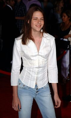 Pin for Later: Relive More Than a Decade in the Spotlight With Kristen Stewart 2003