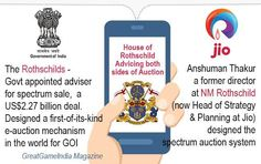 SACH BHARAT: The Role Of Rothschild In Spectrum Scam and India ...