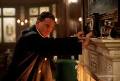 Titanic 1997 - Victor Garber as Thomas Andrews Titanic History, Titanic Movie, Rms Titanic, Kate Winslet And Leonardo, Titanic Photos, Victor Garber, Thomas Andrews, King Of The World, People Names