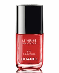 "Chanel Limited Edition ""Rouge Rubis"""