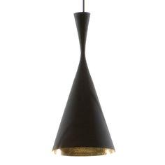 Tom Dixon Beat Light Tall - Ceiling & Pendant Lights - Lighting - The Conran Shop UK