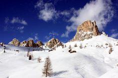 Monte Averau - Dolomites, province of Belluno, Veneto, Northern Italy