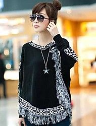 Women's Casual/Party/Work Micro-elastic Medium Long Sleeve Pullover ( Cotton Blends )(1684675). Get sizzling discounts up to 70% at Light in the box using Coupon and Promo Codes.