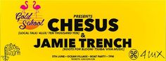SOTONIGHT | Gold School Boat Party w/ Chesus & Jamie Trench - June 2015 - Southampton - http://www.sotonight.net/event-tickets/gold-school-boat-party-w-chesus-jamie-trench-june-2015-southampton/  House, Disco & Funk on a boat, what better way to celebrate graduation and the end of exams?! BUY TICKETS   Roots For Bloom Records boss and Tsuba favourite Jamie Trench joins Local Talk Records and 4Lux maverick Chesus to come aboard Southampton's boat of groove! Th
