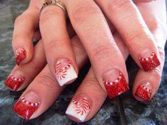 Home Design: Enchanting Christmas Fingernail Designs Christmas ...