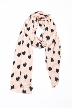 heart to heart scarf.