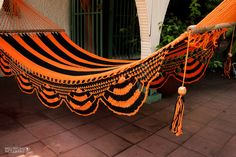 Hammock  Soft Cotton Handwoven  Double stitch  by HangAHammock, $104.00