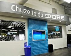 How Chuze Fitness Keeps Their Brand Message In Shape From Location To Location With Signs And Graphics