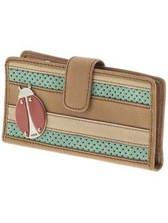 Cute. Of course, I love my Timeless wallet from Thirty-one, but this is adorable.