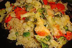 http://www.chefkoch.de/rezepte/1162421222352866/Quinoa-Gemuese-Auflauf.html
