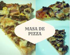 MASA DE PIZZA - Receta Richard Bertinet