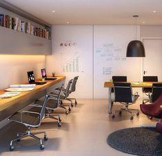 Projeto Camila Klein l Office. Escritório.