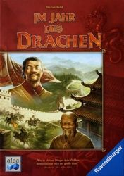L'Année du Dragon de Stefan Feld Fun Board Games, Games To Play, Rio Games, Management Games, Dragon Images, Year Of The Dragon, The Other Guys, Indoor Games, Card Games