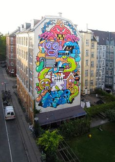 The 40 best street art works 2012 >>  http://blogof.francescomugnai.com/2012/11/the-40-best-street-art-works-ive-seen-this-year/