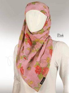 Cotton Hand Printed Hijab