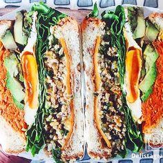 ouchigohan.jp 2017/06/23 20:48:44 delicious photo by @risterlab . 美しいわんぱくサンド、魅惑の萌え断、気になる中身は……?✨ こちらは @risterlab さんの作ったわんぱくサンド。😎🏝👍 でも他のわんぱくサンドとはちがう点があるんです。それは中身がタイ料理のガパオが入っている、その名もガパオサンド😍🎶 「え、ガパオとサンドイッチが合うの?」と思われた方もいらっしゃるとは思いますが、これがまた絶妙の相性で美味しいんだそうです☝️🤓 あー私も食べた―い😭💦 . 実は @risterlab さん、東京でサンドイッチ屋さんを夢を実現すべく『Sandwich&Co.』プロジェクトを開始し、支援者を募っています👀🤳 どんなプロジェクトなんだろう?と思った方や、支援してみたいかもという方、くわしくは下記URLをチェックしてみてください! https://camp-fire.jp/projects/view/31429 . @risterlab…