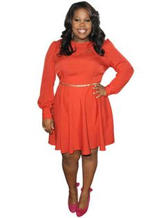 Love this look! Plus-size fashion rules to break - Yahoo!