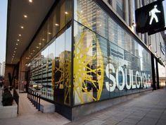 Soulcycle Shopfront