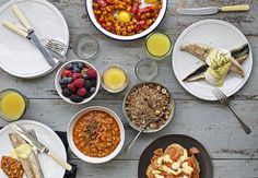 shot by Jo Murphy, styled by Jette Virdi for Gill Macmillan Book Natural Born Feeder Natural Born Feeder, Chana Masala, Palak Paneer, A Food, Brunch, Ethnic Recipes, Sunday, Book, Photography