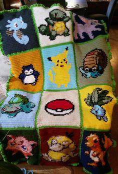 The dream. C2c Crochet, Crochet Quilt, Crochet Videos, Crochet Afghans, Crochet Blankets, Crochet Toys, Crochet Stitches, Crochet Baby, Quilt Patterns