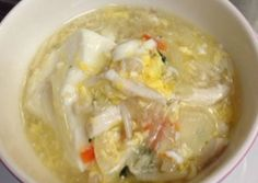 Silken Tofu Ankake Soup Recipe -  I think Silken Tofu Ankake Soup is a good dish to try in your home.