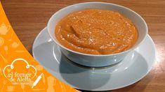 Salsa Romesco es ideal y os servirá para acompañar multitud de platos de pescado, verduras, etc.  Es muy fácil de preparar en casa y se puede conservar varios días