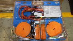 ca. 2016 Stk. Halte- und Verzurrgurt-Sets Alpin - Großposten Autozubehör - Karner & Dechow - Auktionen Tools, Autos, Instruments