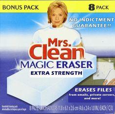 DEBRA GIFFORD (@lovemyyorkie14) | Twitter.... #HillaryClintonSearchTerms. New Erasing scrubbing products