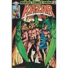 KA-ZAR THE SAVAGE #10   1981-1984   VOLUME 1   MARVEL   $4.50