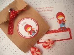 Convite de aniversário infantil.  Des1gn ON - Blog de Design e Inspiração. - http://www.des1gnon.com/2013/06/convites-criativos/