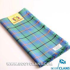 Clan Carmichael Tartan Headsquare