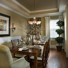 Dramatic Ceiling Effects For Your Home Especially Dining