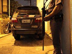 #Polícia: Bandido é morto após trocar tiros com policiais da Rota na zona norte de SP - http://spagora.com.br/bandido-e-morto-apos-trocar-tiros-com-policiais-da-rota-na-zona-norte-de-sp/