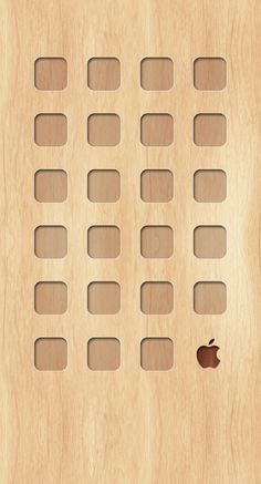 iPhone Plus / iPhone 6 Plus wallpaper Iphone Wallpaper Yellow, Apple Logo Wallpaper Iphone, Iphone Logo, Iphone Homescreen Wallpaper, Iphone 7 Wallpapers, Iphone Icon, Wallpaper Shelves, Wood Wallpaper, Mobile Wallpaper