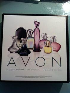 Avon Fragrance Favorites Sampler 2011