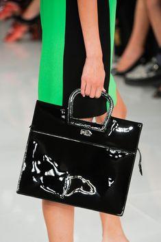 bags @ Ralph Lauren Spring 2014