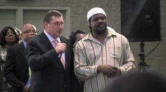 "Secret Footage of ""Faith Healer"" Peter Popoff in Toronto May 2011. He is Satan"