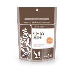 Navitas Naturals Organic Raw Chia Seeds