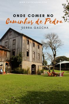 Dicas de 4 restaurantes imperdíveis para comer no roteiro turístico rural de Bento Gonçalves, o Caminhos de Pedra Cabin, House Styles, Brick Edging, Screenwriting, Tips, Restaurants, Traveling, Cabins, Cottage