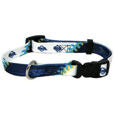 Hunter MFG Tampa Bay Rays Dog Collar, Extra Small * You can get more details by clicking on the image. (This is an affiliate link) #DogCollars