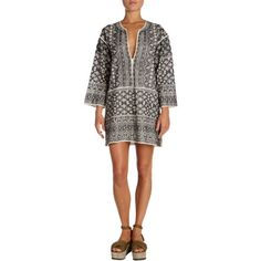 Isabel Marant Etoile Bloom Tunic Dress at Barneys.com