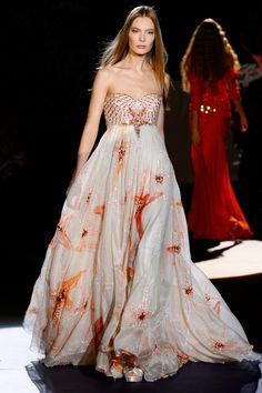 Zuhair Murad S/S 2009 Couture, Paris