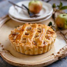 Fahéjas-almás pite