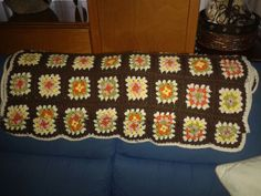 Manta sofá Irene