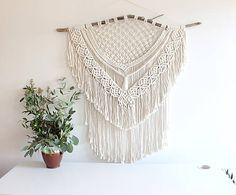 malystrom / makramé Diy Crafts, Blanket, Make Your Own, Homemade, Blankets, Craft, Cover, Comforters, Diy Artwork