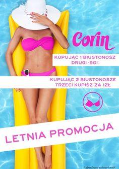 Letnia promocja w Corin
