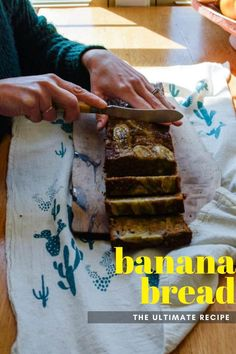 A healthier and dairy free twist on banana bread! Lots of bananas, dark molasses, brown sugar, and ginger make a tasty banana bread! Easy to make (only one bowl) and perfect for an anytime treat. Molasses is a great source of iron! | ¡Hola! Jalapeño | Molasses Banana Bread | www.holajalapeno.com #bananabreadrecipes#bananabread #dairyfreerecipes #molasses
